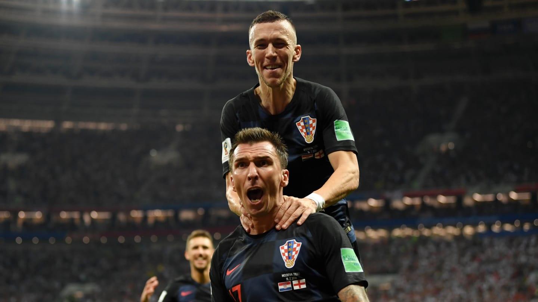 کرواسی ۲ - انگلیس ۱ |  انگیس ماند؛ کرواسی در فینال