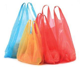 ۳ حلقه کیسههای پلاستیکی