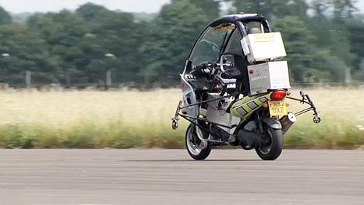 موتورسیکلت بیسرنشین