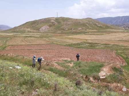 کشف آثار دوران مختلف در زاگرس توسط باستان شناسان ایرانی و اتریشی