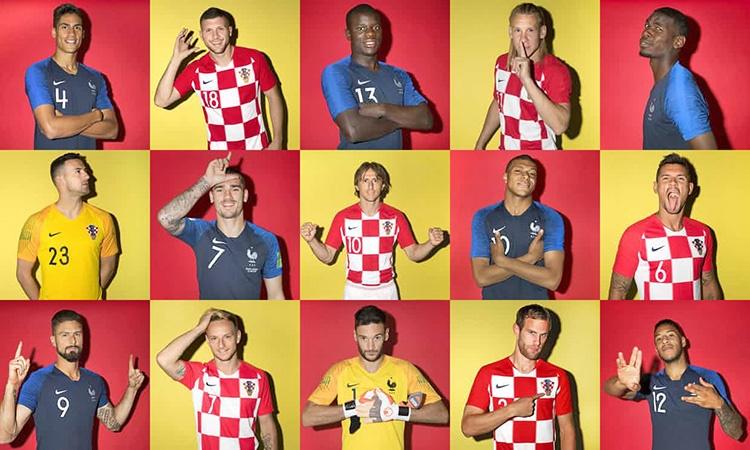 بازی فینال جام جهانی