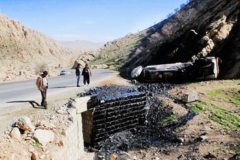 تردد نفتکشهای عراقی جان مردم و محیط زیست را تهدید میکند