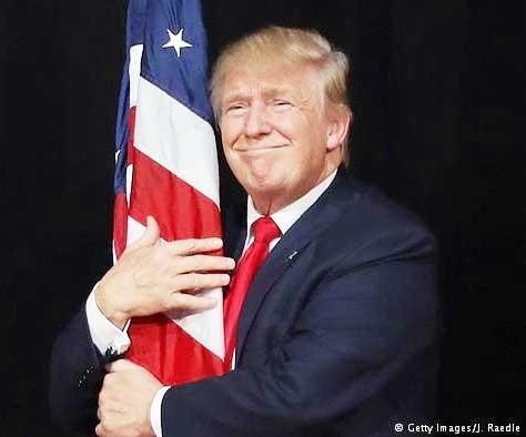 دورخیز ترامپ برای دوره بعدی ریاست جمهوری آمریکا