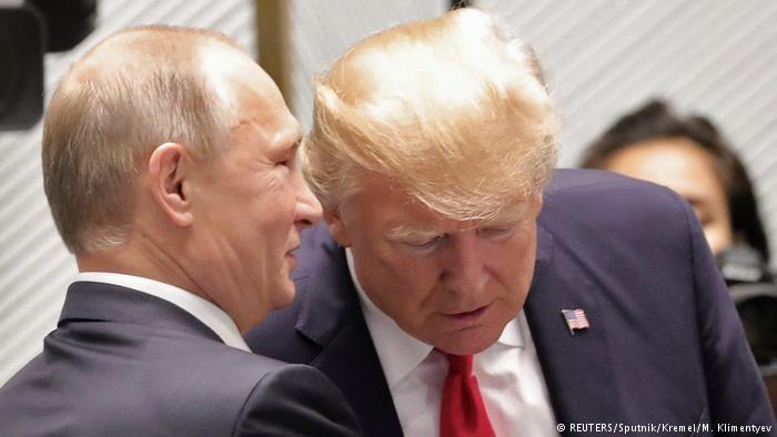 باور اکثریت مردم آلمان |  ترامپ خطرناکتر از پوتین است