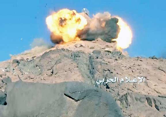 کشته تعدادی از نظامیان متجاوز سعودی در یمن