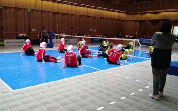جام جهانی والیبال نشسته/ هلند؛ پیروزی تیمهای آقایان و بانوان در اولین قدم
