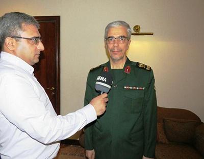 همکاری ایران و پاکستان در راستای امنیت منطقه گسترش مییابد
