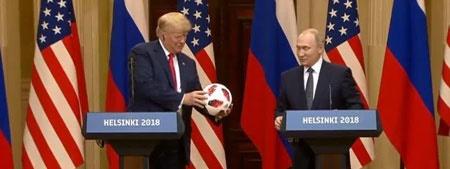 پوتین - ترامپ