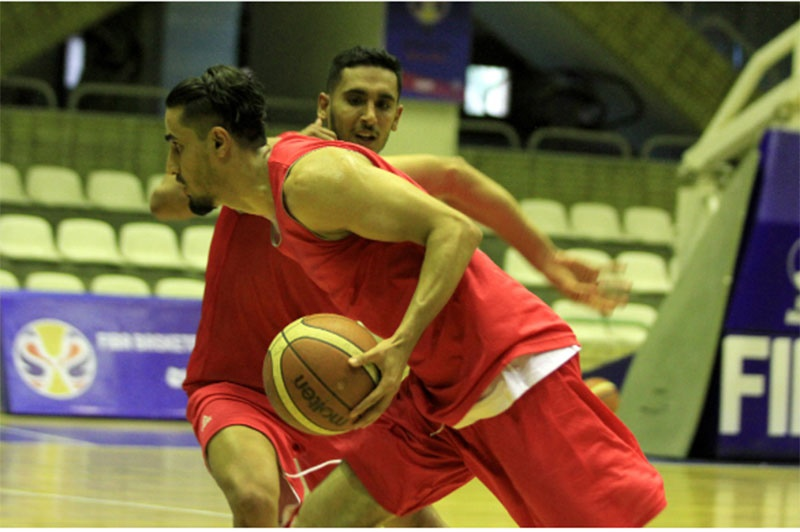 بسکتبال جام ویلیام جونز؛ سومین پیروزی برای ایران