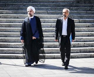 نهاوندیان: در دیدار با رهبری تاکید شد میانداری در امور اقتصادی با دولت است