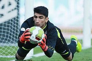 بیرانوند بهترین بازیکن ایران در جام جهانی شناخته شد
