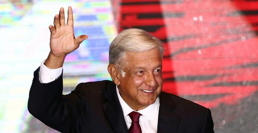 اوبرادور رئیسجمهور مکزیک شد