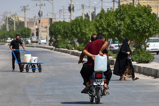 رئیس شورای بخش مرکزی خرمشهر: فعلا شرایط آرام است