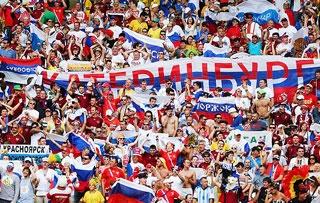 هواداران روسیه