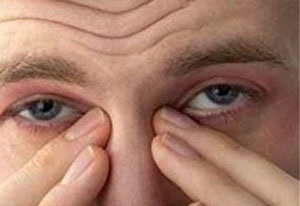 خارش چشم