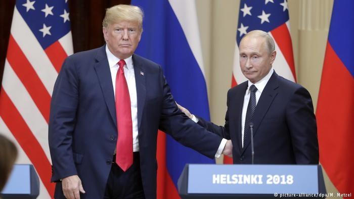 ترامپ پوتین را برای سفر به واشنگتن دعوت میکند