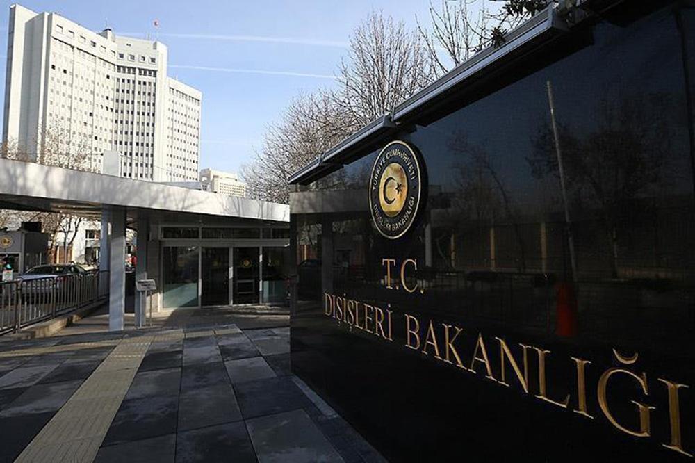 ترکیه تصویب قانون کشور یهود را محکوم کرد