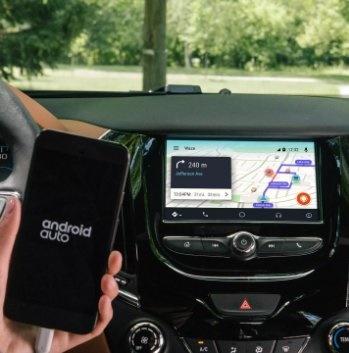 اپلیکیشن ویز به سیستم عامل خودروها میآید