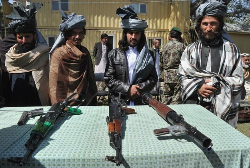 تمایل طالبان برای کنار گذاشتن اسلحه