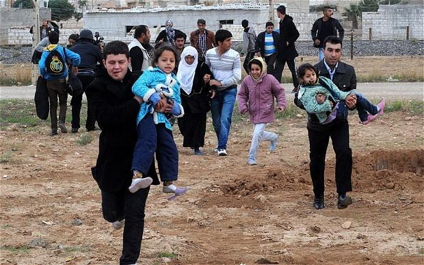 جزئیات سند محرمانه روسیه درباره ایجاد مراکز اسکان آوارگان سوری