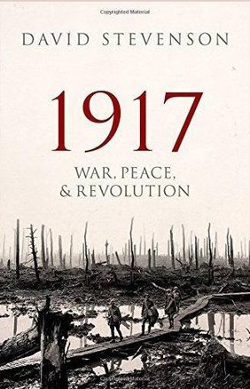 ۱۹۱۷؛ جنگ صلح و انقلاب
