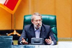 لاریجانی: جواب هر حرف مفتی را نباید داد