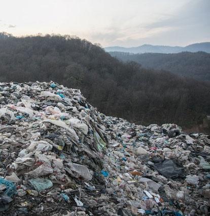 اقدام برای تصفیه شیرآبههای محلدفن زباله در شمال کشور