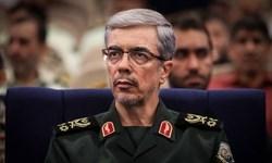 سرلشکر باقری رحلت آیت الله مرتضی تهرانی را تسلیت گفت