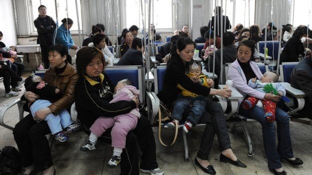 رسواییهای صنعت واکسن در چین