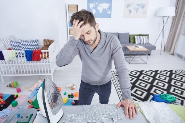 نتایج یک پژوهش درباره افسردگی پدران پس از تولد فرزند
