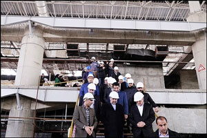 ترمینال سلام فرودگاه امام تا مهر به بهره برداری میرسد