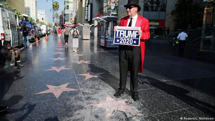 ستاره دونالد ترامپ
