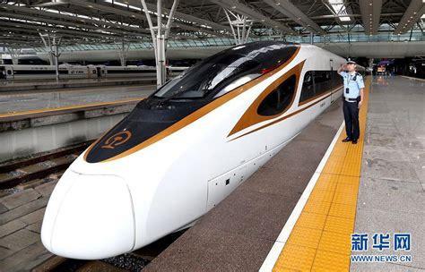 سامانۀ خودران قطار تندرو چین آزمایش شد