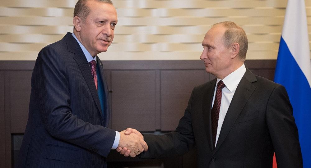 شرط پوتین برای رستوران رفتن با اردوغان