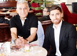 علیرضا جهانبخش از زبان مدیر برنامهاش |  او در بالاترین سطح فوتبال اروپا است