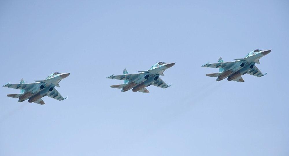 رزمایش نظامی روسیه در دریای خزر