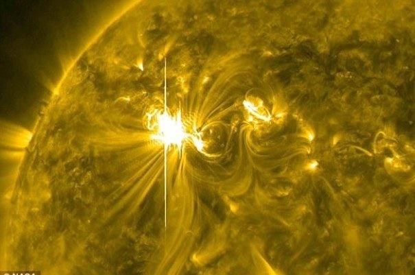 تبدیل صدای خورشید به موسیقی