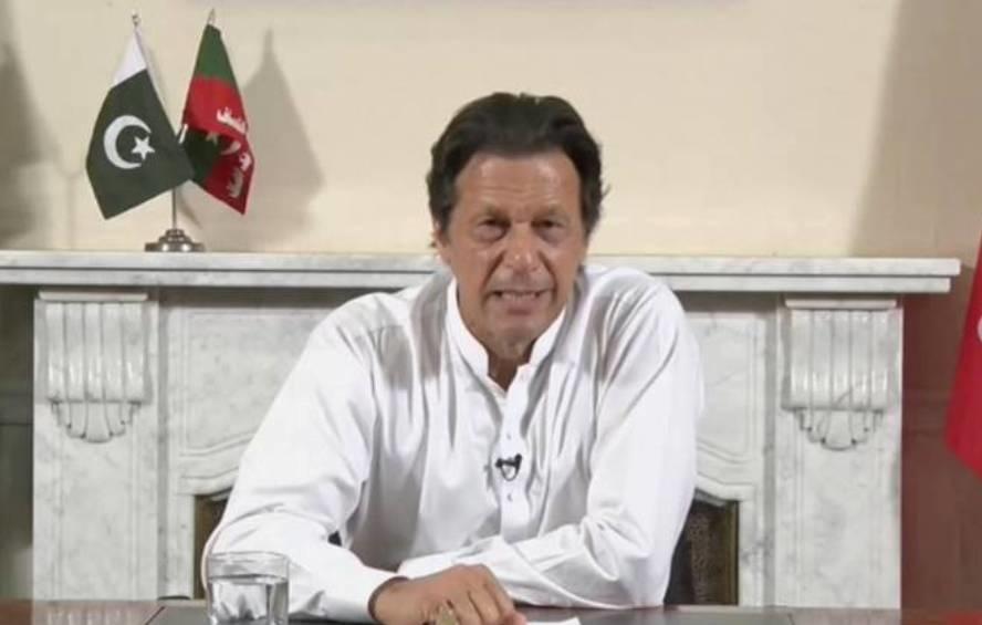 عمران خان: گسترش روابط با ایران را خواستاریم