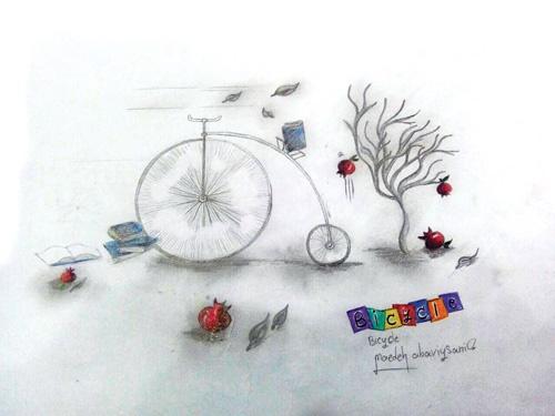 دوچرخه شماره ۹۳۴