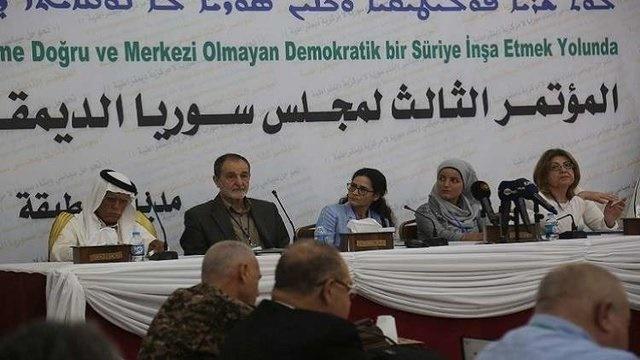 توافق کردهای سوریه و دمشق بر سر مذاکرات برای پایان جنگ