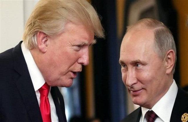 پوتین؛ ترامپ را به مسکو دعوت میکند