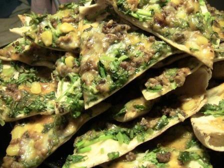آشنایی با روش تهیه پیتزا فوری رژیمی و سبزیجات