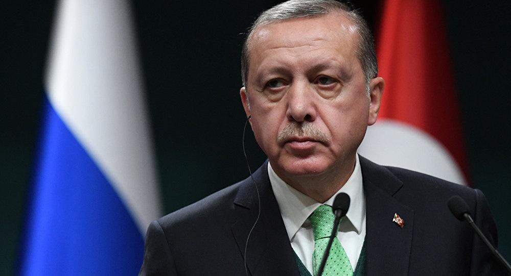تهدید اردوغان به شکایت از آمریکا در دادگاه لاهه