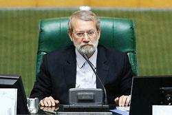 لاریجانی: مجلس با اصلاح ساختار قوه مجریه موافق نیست | دولت مسیر دیگری طی کند