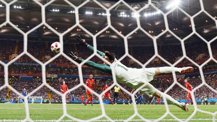 ژاپن ۲- بلژیک ۳    وداع آخرین آسیایی با روسیه