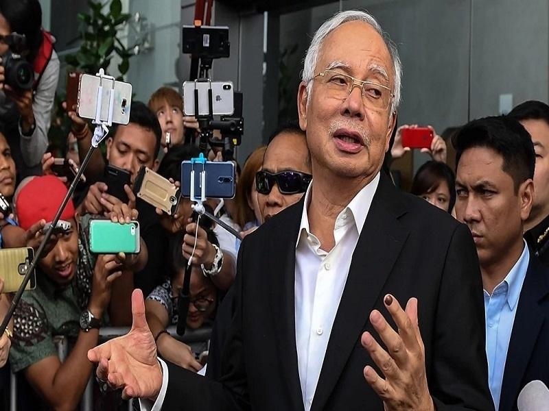 نخست وزیر سابق مالزی بازداشت شد