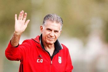 کیروش به پرتغال بازگشت
