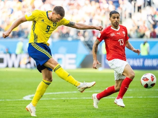 صعود سوئد به یک چهارم نهایی جام جهانی با حذف سوئیس