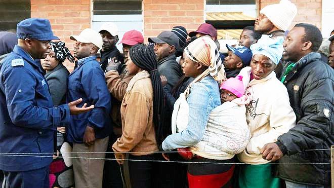اولین انتخابات ریاست جمهوری بدون موگابه در زیمبابوه