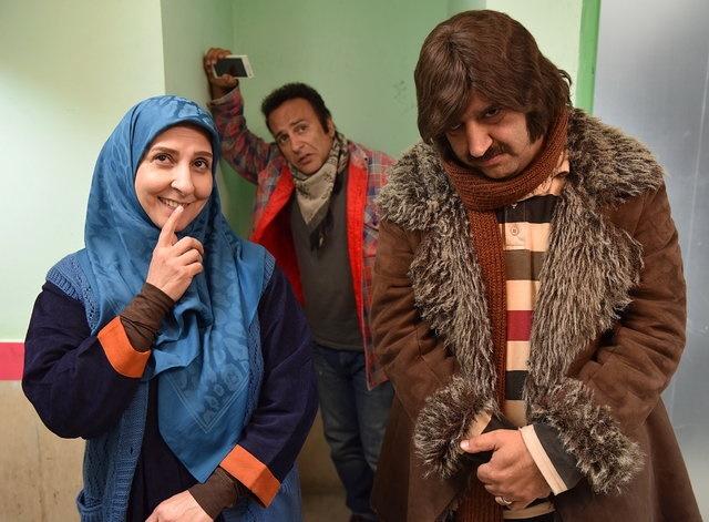 سیما یک | پخش یک سریال کمدی جدید